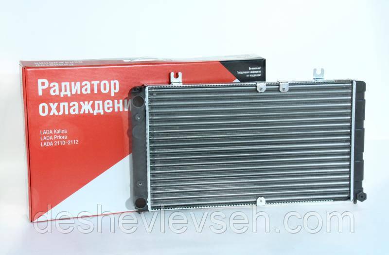 Радиатор ВАЗ-1118, 1118-1301012 (ДААЗ)