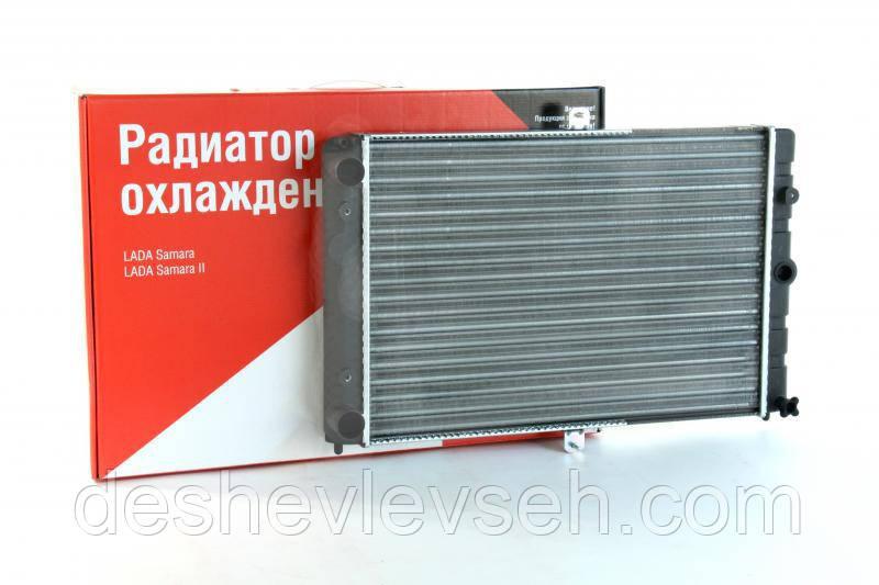 Радиатор ВАЗ-2108, 2108-1301012 (ДААЗ)