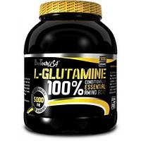 Аминокислоты Biotech 100% L-Glutamine 500g