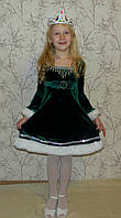 Карнавальный  костюм Елочка, Принцесса Фиона для девочки продажа