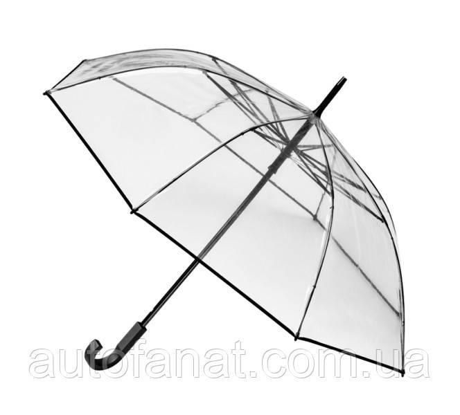 Оригинальный прозрачный зонт-трость Mercedes-Benz Umbrella, Transparent (B66954529)