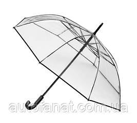 Прозрачный зонт-трость Mercedes-Benz Umbrella, Transparent, артикул B66954529