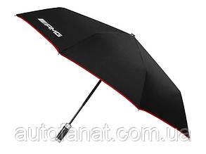 Складной зонт Mercedes-Benz AMG Compact Umbrella, оригинальный черный (B66953676)