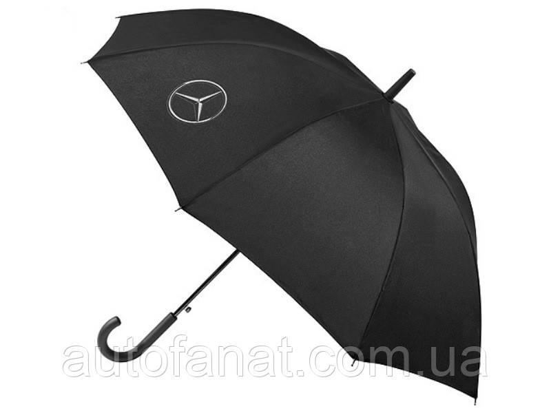 Оригинальный зонт-трость Mercedes-Benz Stick Umbrella Style, Black 2017 (B66958371)