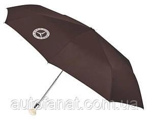 Складной зонт Mercedes 300 SL Compact Umbrella, оригинальный коричневый (B66041533)