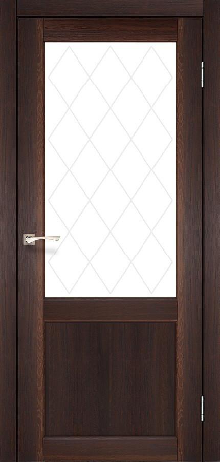 Двери Korfad CL-01 Орех