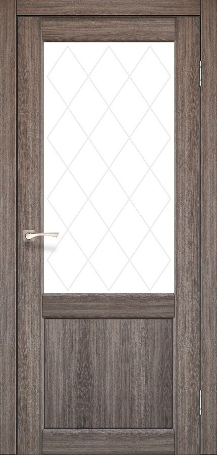 Двери Korfad CL-01 Дуб грей