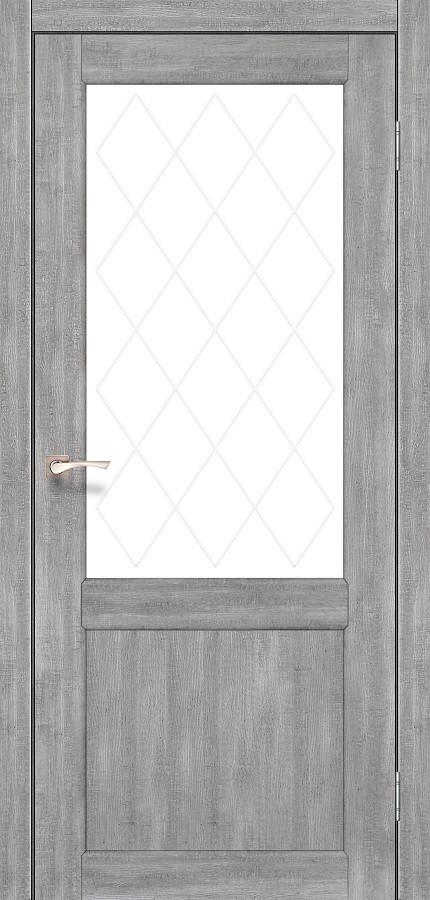 Двери Korfad CL-01 Эш-Вайт