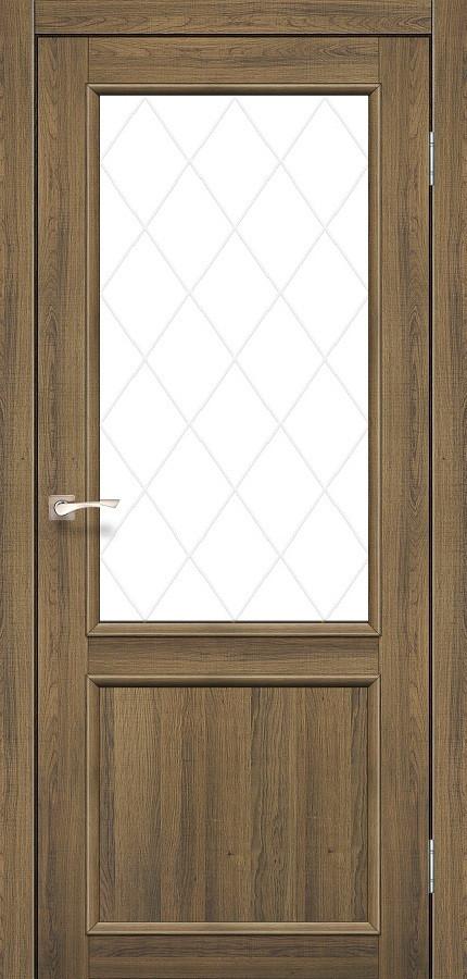 Двери Korfad CL-02 Дуб браш