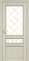 Двери Korfad CL-05 Дуб беленый