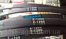 Ремінь приводний клиновий Z-1200 Про-1200