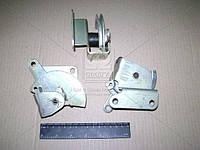 Вал привода акселератора ГАЗ 33104,3308 с кронштейном (ГАЗ). 33081-1108029