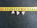 Наполнитель для галтовки розовый 15х15х15, фото 2