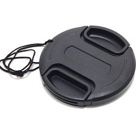 Крышки передние для объективов - универсальные с внутренним зацепом и шнурком