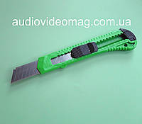 Нож канцелярский сегментный