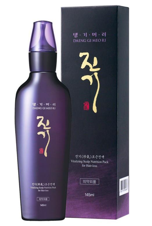 Регенерирующая эмульсия для кожи головы от выпадения волос Daeng Gi Meo Ri Vitalizing Scalp Pack for Hair-loss