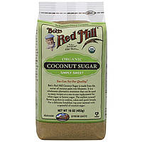 Bobs Red Mill, Органический кокосовый сахар, 16 унций (463 г)