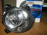 Фара противотуманная с лампа в уп. ВАЗ 2190 левая (ОАО Автосвет). 2190-3743011