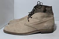 Мужские кожаные ботинки Minelli, 44р., фото 1