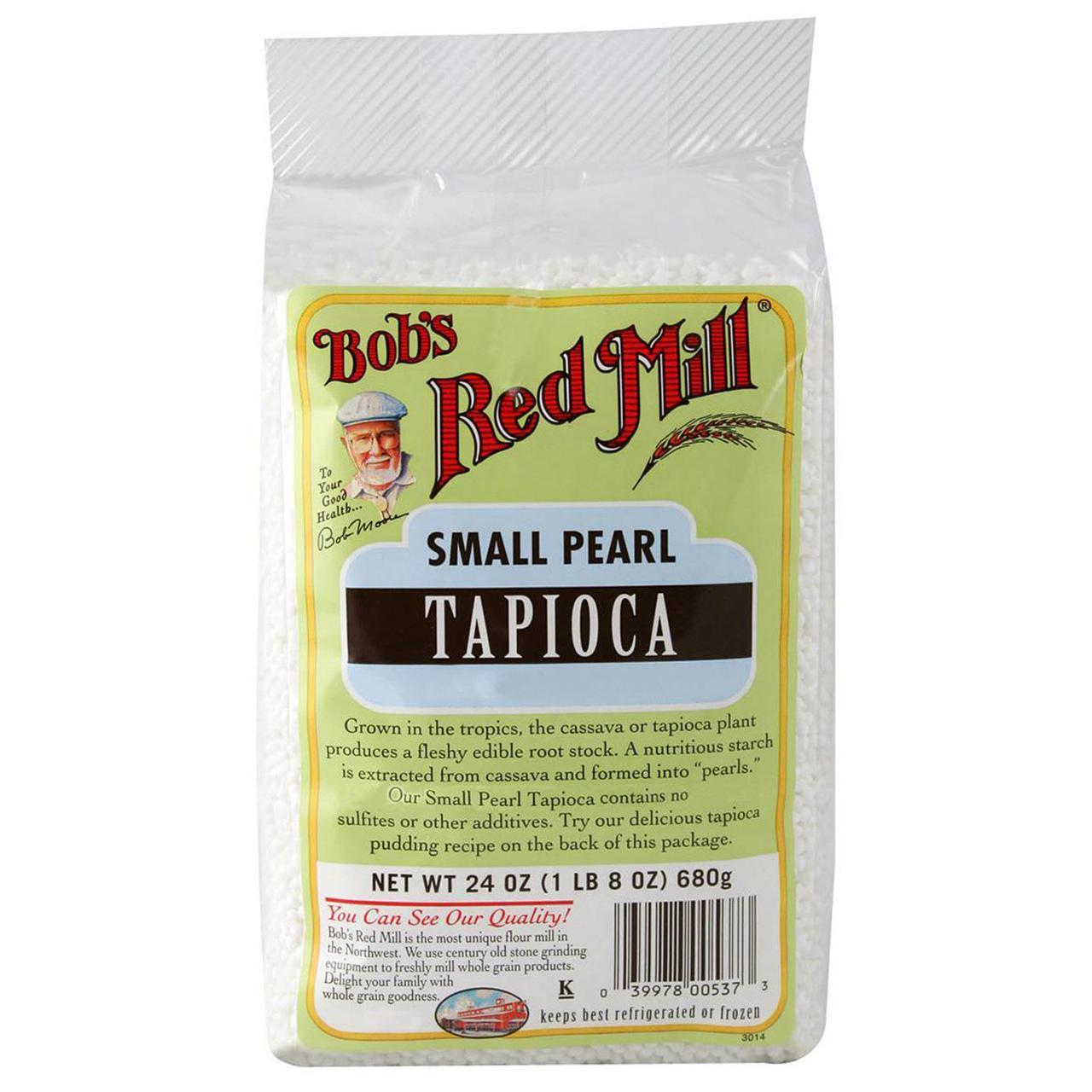 Bobs Red Mill, Мелкозернистая тапиока, 24 унции (680 г)