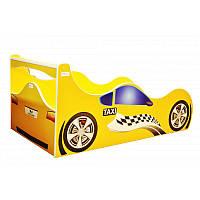 Детская  Кровать в виде машины Такси, фото 1