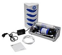 Помпа повышения давления Aquafilter для системы обратного осмоса, фото 1