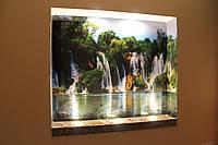 "Скинали - Фото-панно в спальню ""Водопад"", фото 1"