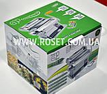 Лапшерезка тестораскатка - Green Point Pasta Machine GP-381, фото 2