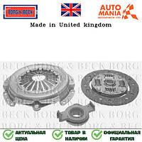 Сцепление на Фиат добло, орзина, диск, комплект сценпления для Fiat Doblo  Borg & Beck   HK7541