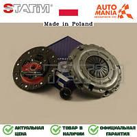 Сцепление на Фиат дукто, орзина, диск, комплект сценпления для Fiat Ducato  Statim   100124