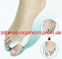 """Корректор большого пальца ноги (2ШТ)  при """"косточки на  ноге"""" (VALGUS PRO) Вековой Восток"""