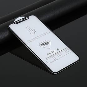 5D Iphone X цвет черный