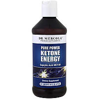 Dr. Mercola, Чистая сила кетоновой энергии, 16 унц. (473 мл)