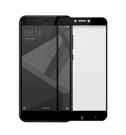 Защитное стекло для Xiaomi redmi 4x цвет черный