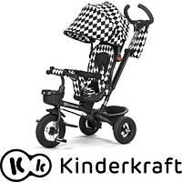 Kinderkraft AVEO трехколесная коляска велосипед десткий