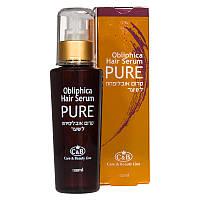 C&B Pure сыворотка (серум) для волос с облепиховым маслом, 100 мл