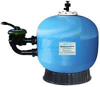 Песочный фильтр Jazzi Pool S1100, 47 м³/ч, боковое подключение