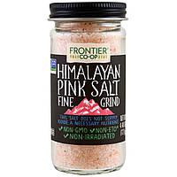 Frontier Natural Products, Гималайская розовая соль, мелкого помола, 127 г (4.48 oz), фото 1