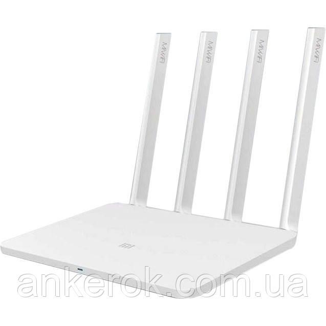 Роутер Xiaomi Mi WiFi Router 3 Global (White)