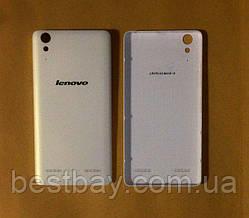 Задняя крышка Lenovo A6000 white ОРИГИНАЛ