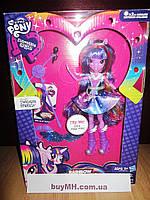 Кукла My Little Pony Equestria Girls Singing Twilight Sparkle Doll Твайлайт Спаркл (Искорка) поющая