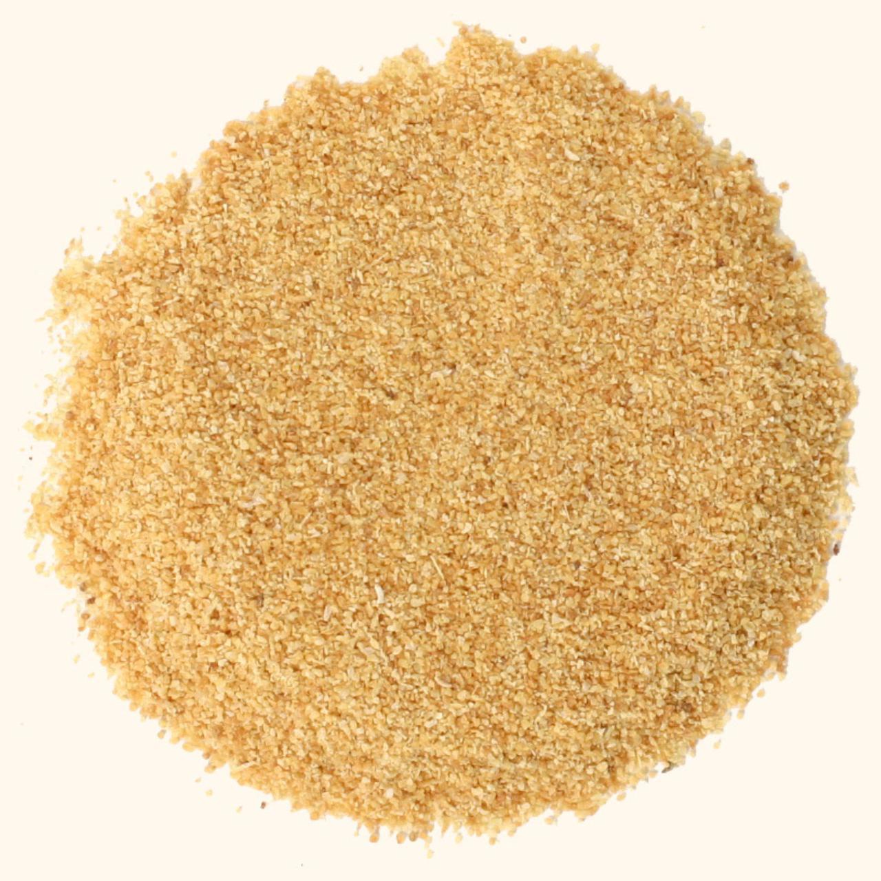 Frontier Natural Products, Органический гранулированный чеснок, 16 унций (453 г)