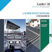 Layher Event Systems - Сцены, Подиумы, Трибуны