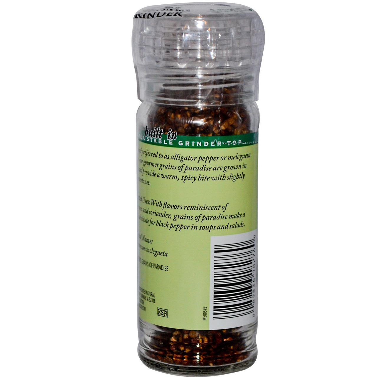 Frontier Natural Products, Зерна Рая, 2,26 унции (64 г)
