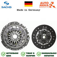 Сцепление на Мерседес МЛ, орзина, диск, комплект сценпления для Mercedes ML-Class  Sachs   3000856701