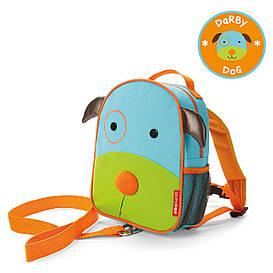 Рюкзак с ремешком безопасности Skip Hop для малышей (США)
