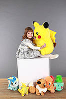 Пикачу игрушка Покемон большой 50 см