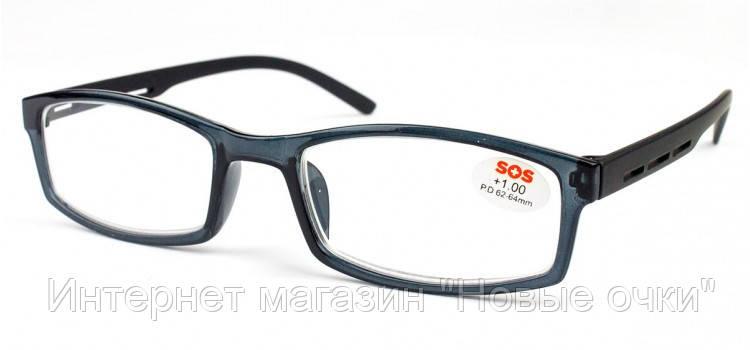Очки для чтения SOS P16013-1 унисекс цвета в ассортименте