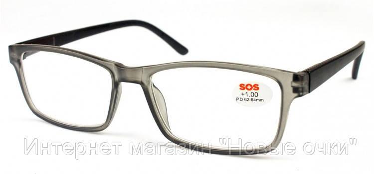 Очки для чтения SOS P16115-1 унисекс цвета в ассортименте
