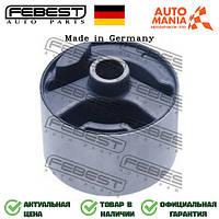 Опора двигателя на Опель Астра, сайлентблок передней подушки для Opel Astra H Febest   OPMBASHFR